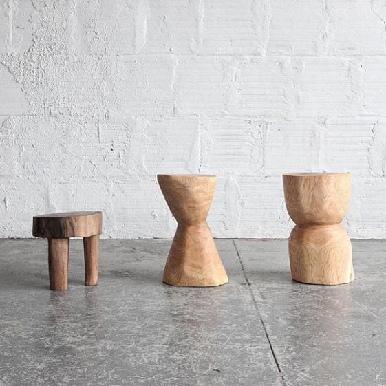 Vince skelly - Sculptural wood