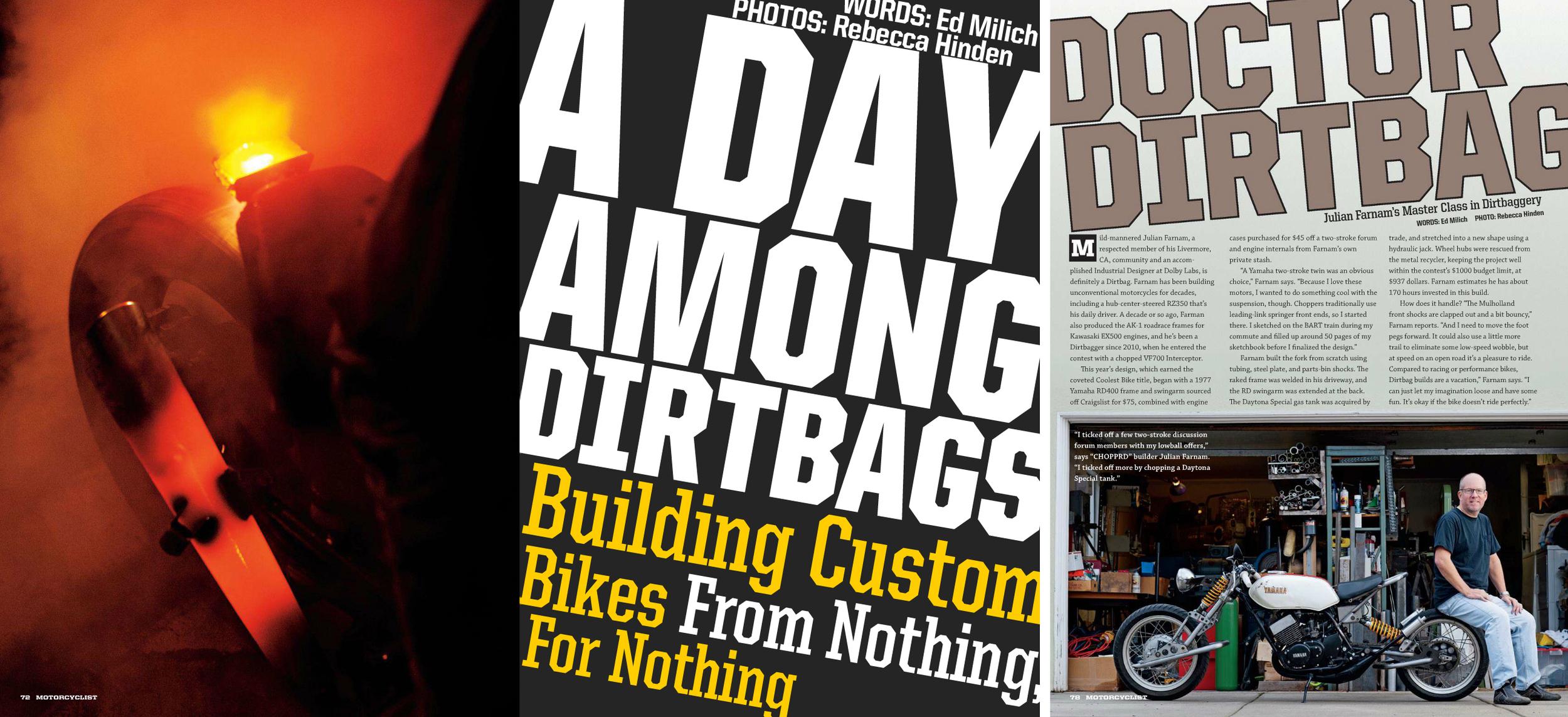 Motorcyclist Magazine