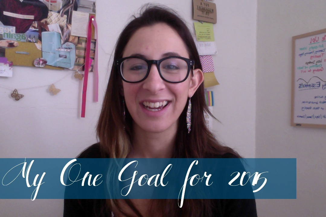 Goals for 2015 Event Planning