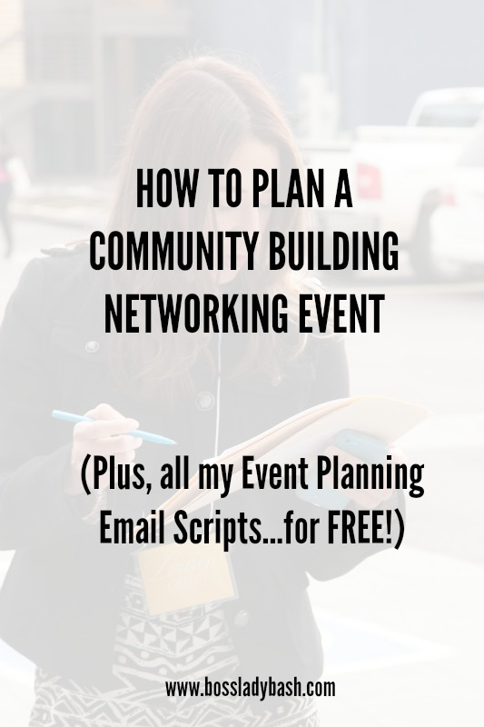 How to plan a networking event for creative businesses