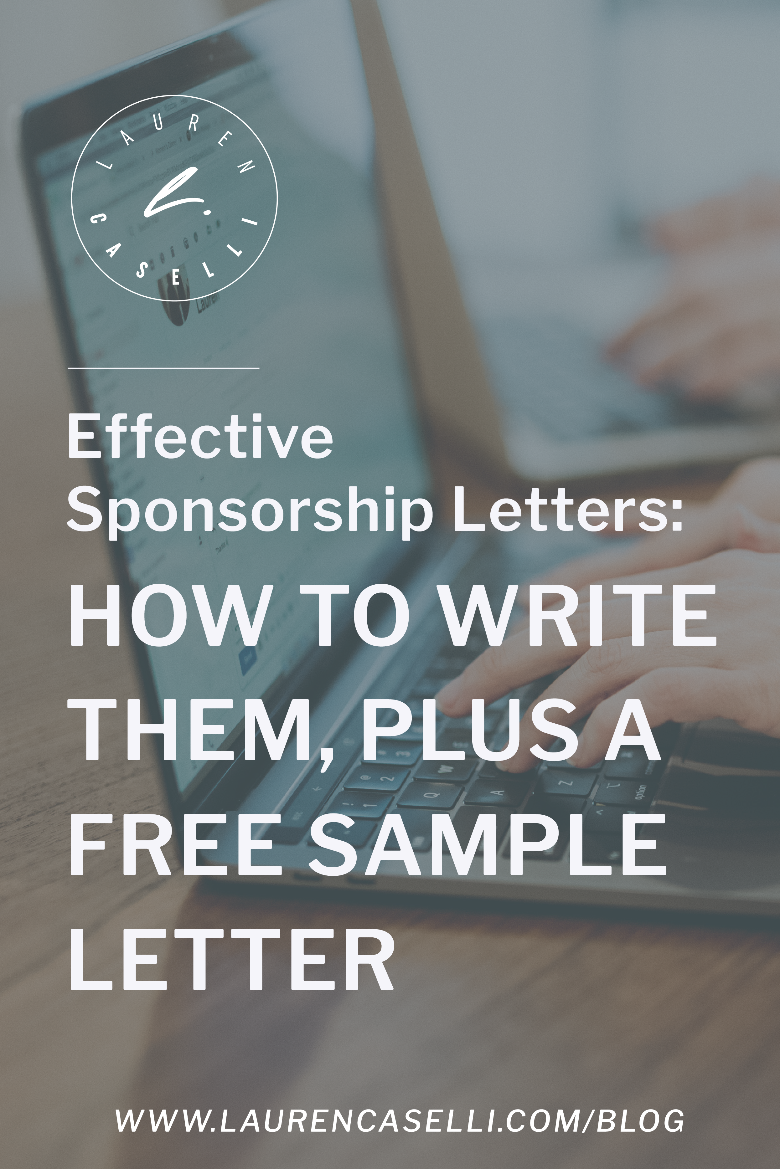 Ever wondered how you can write an effective sponsorship letter? Look no further!