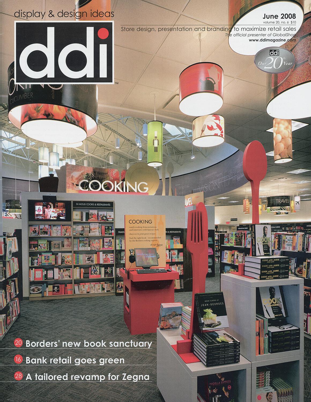 Borders concept store