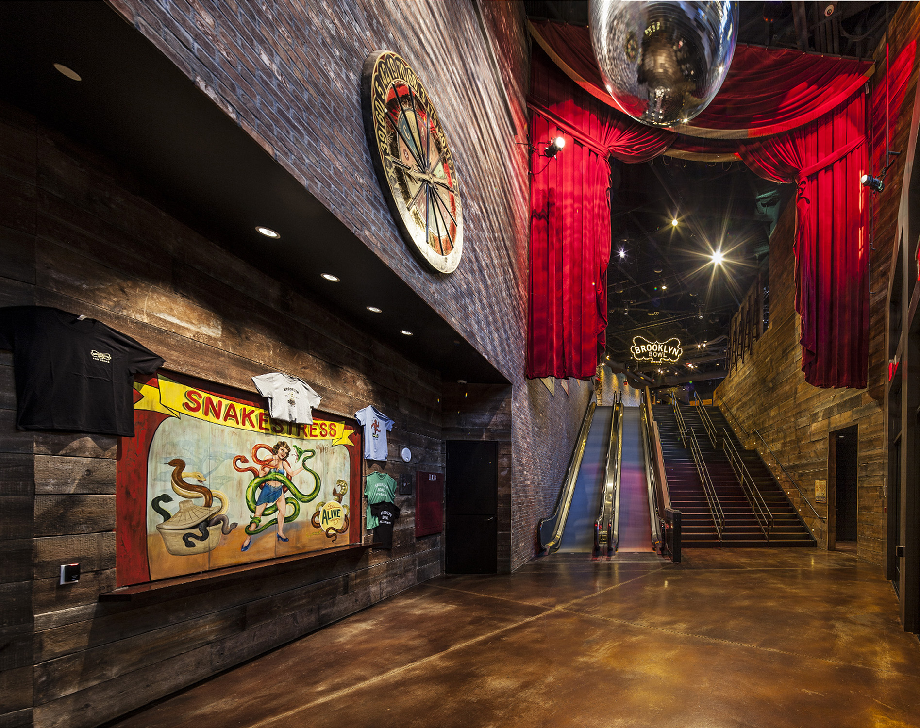 Brooklyn Bowl, Las Vegas