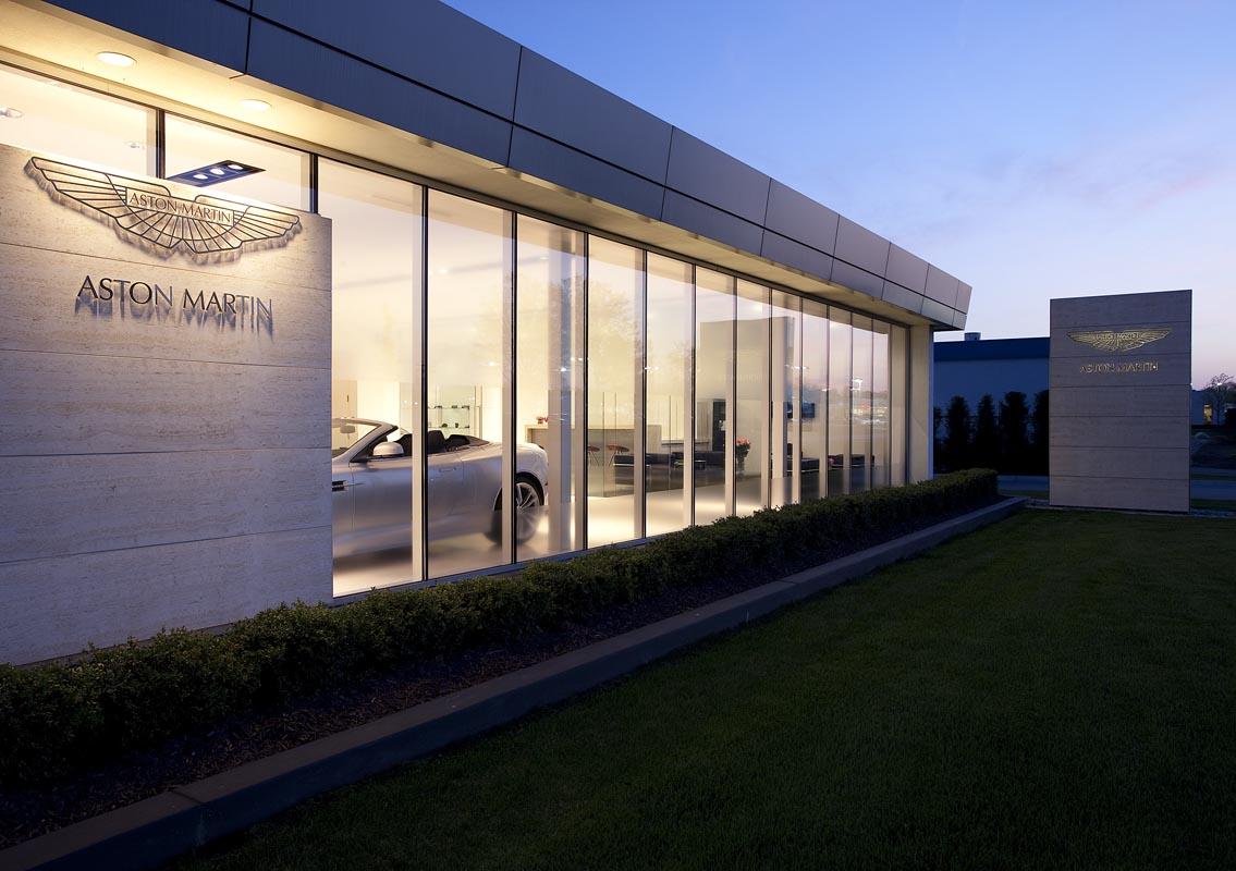 Aston Martin, Troy, MI