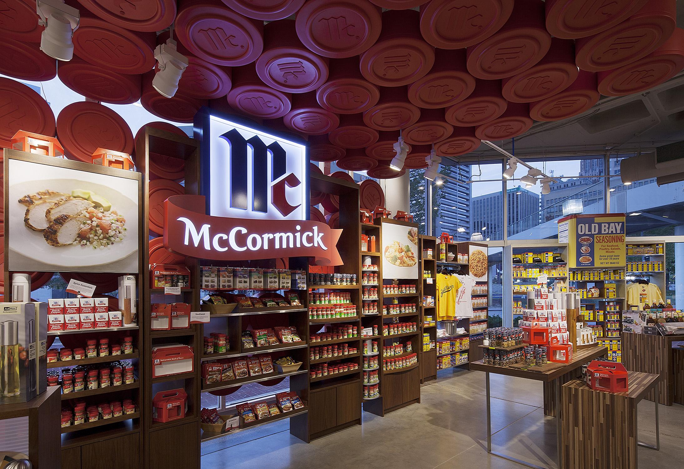 McCormick, Baltimore