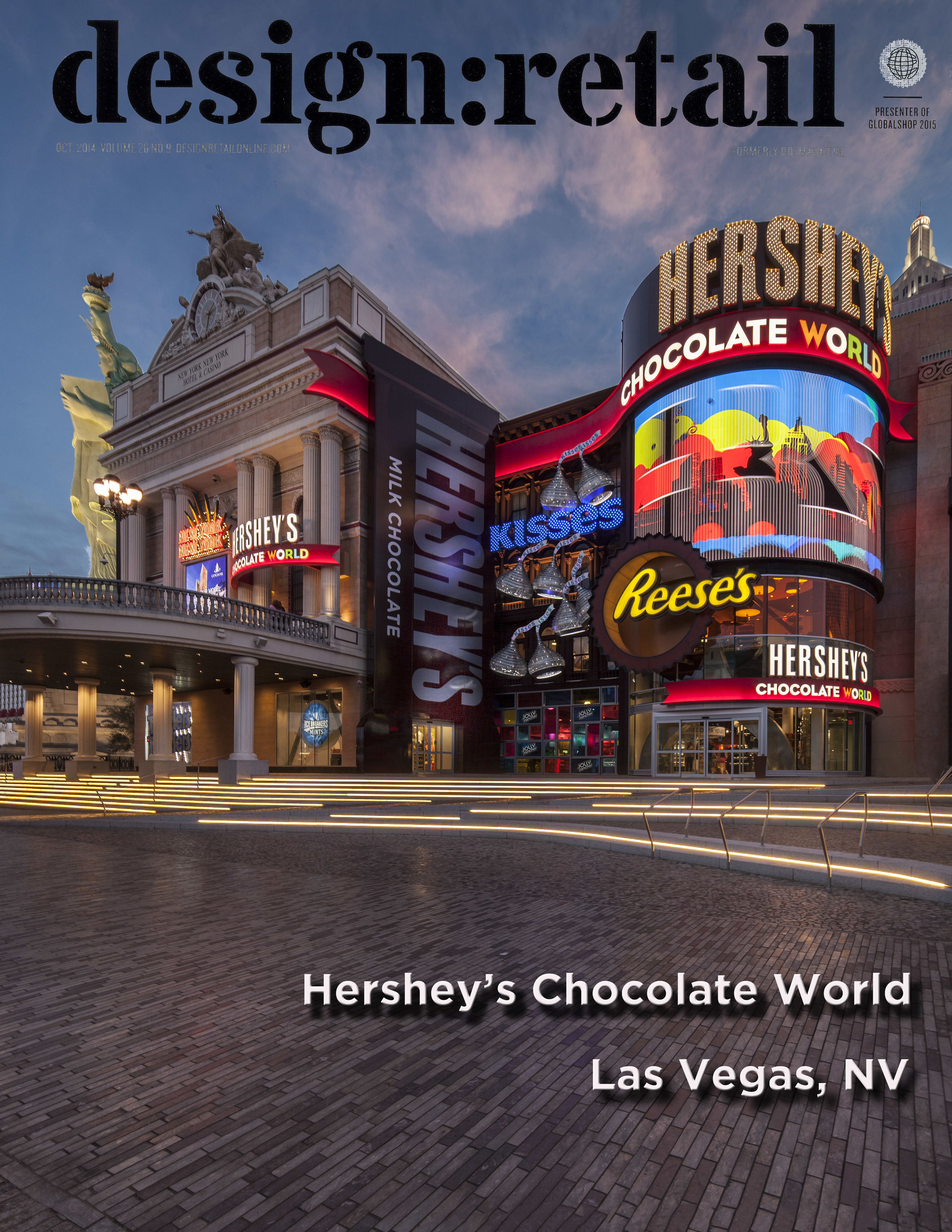 Hershey's Chocolate Word, Las Vegas