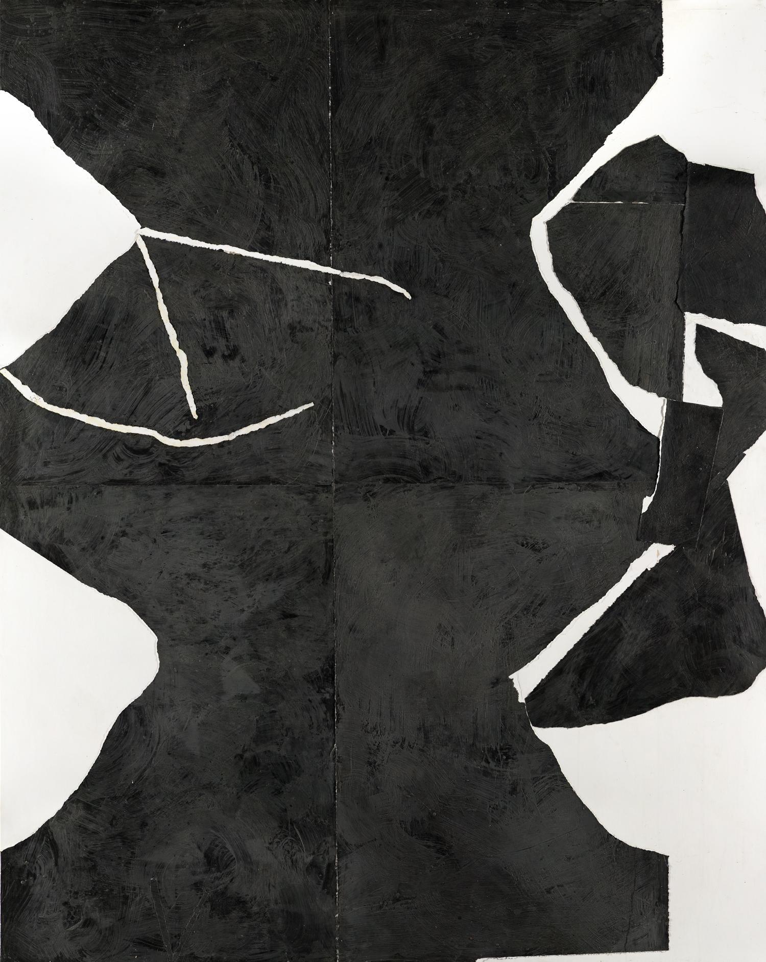 Double Anvil. 2014. 88 x 60.