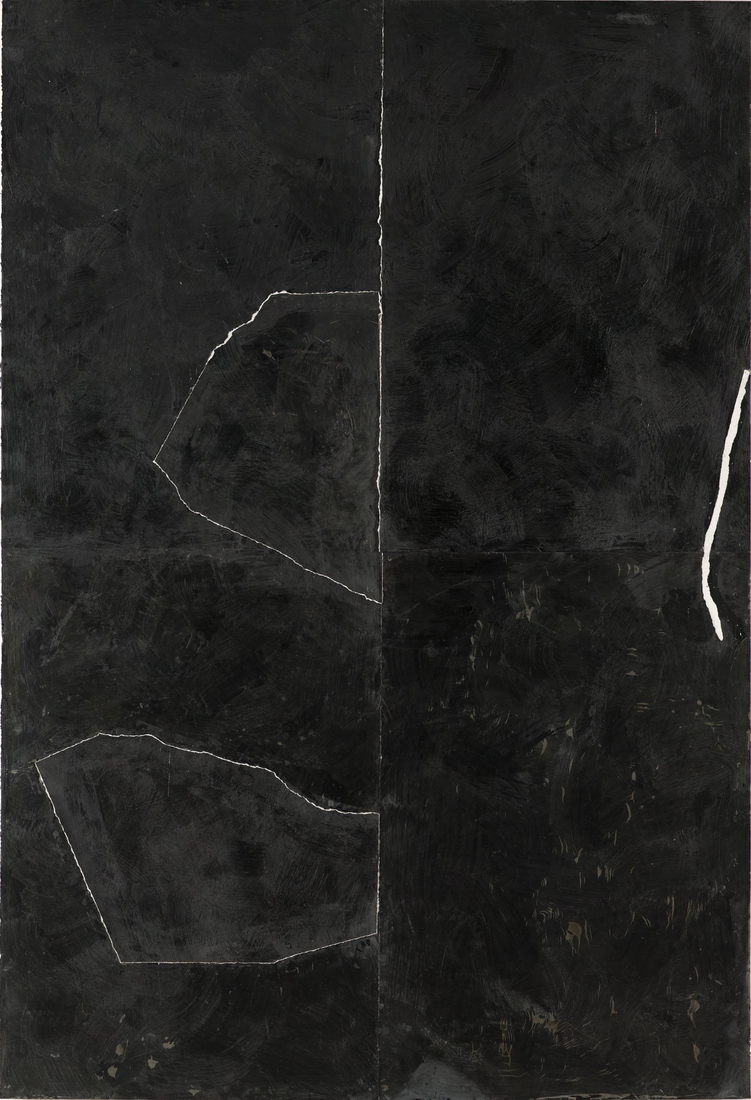 The stillness of silence. 2014. 88 x 60.