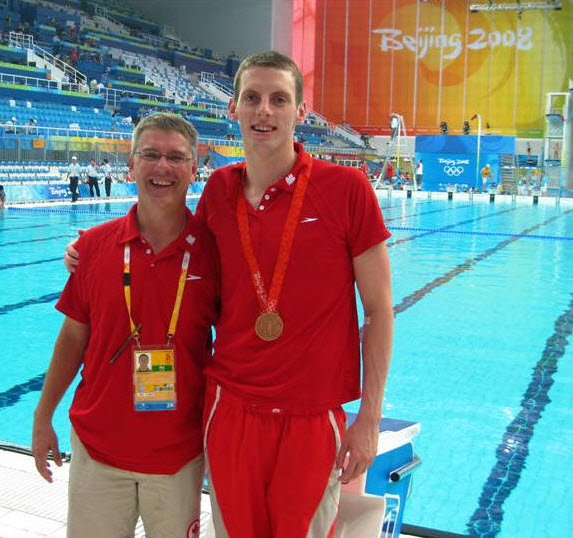 Bennett and Cochrane - bronze medal Beijing 2008
