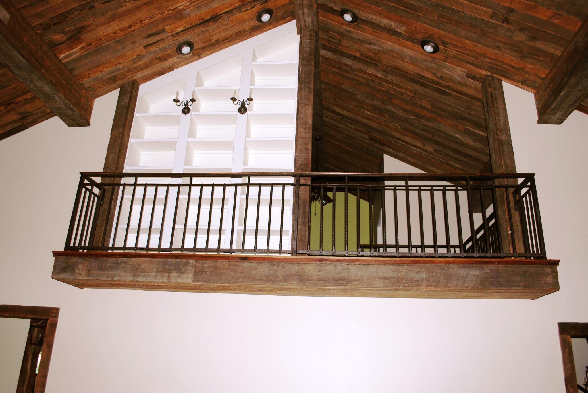 Loft after