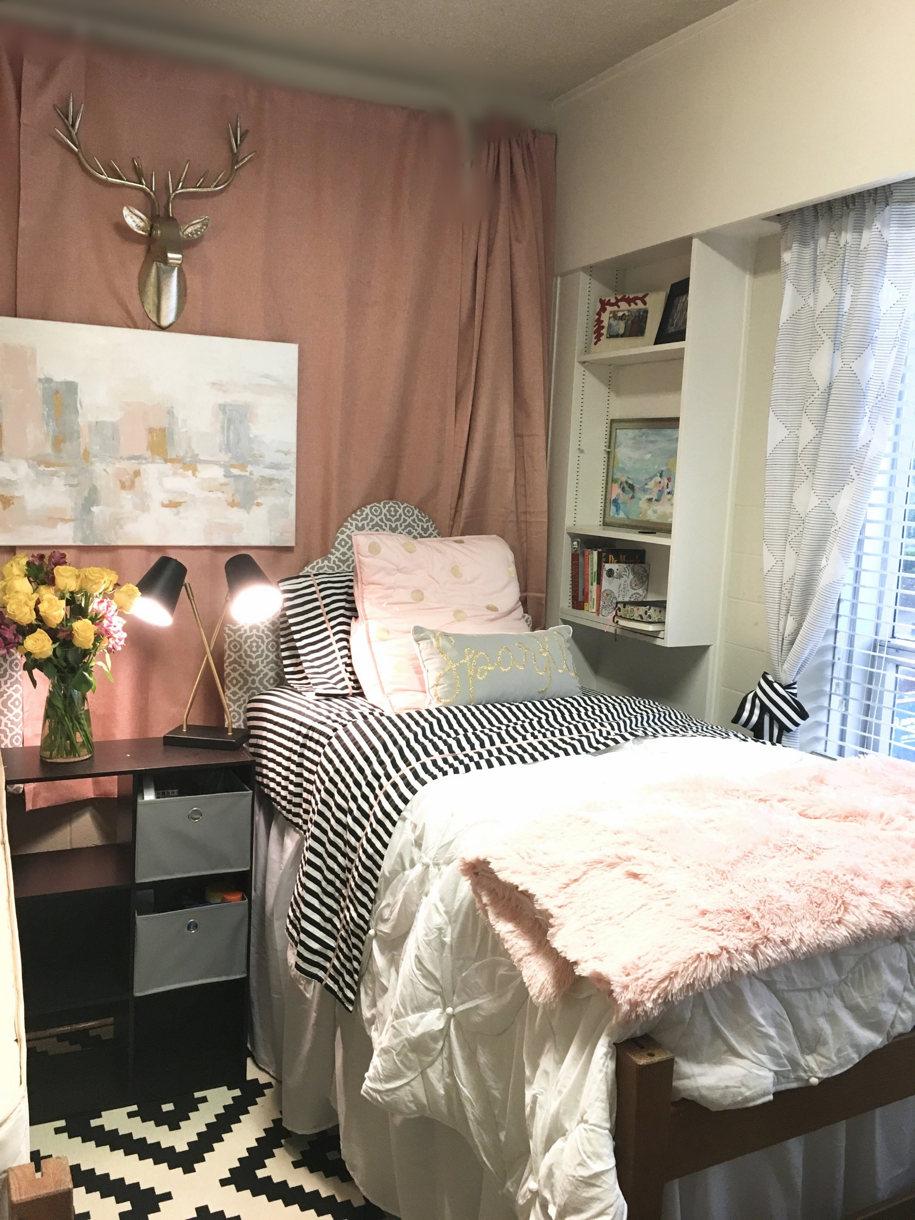 My Daughter's Dorm Room