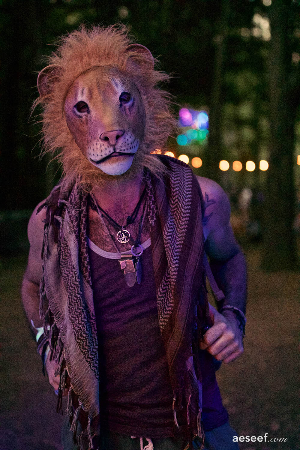 Electric Forest 2016 - Lion head tag.jpg