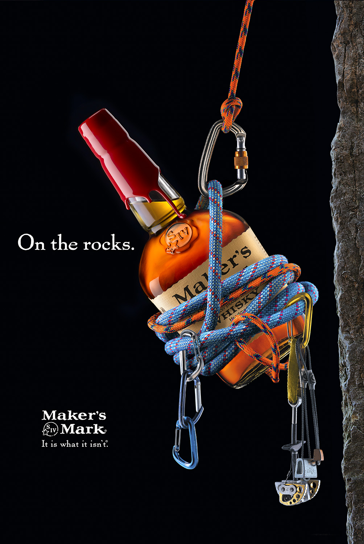 Maker's Mark with Dean Lavenson