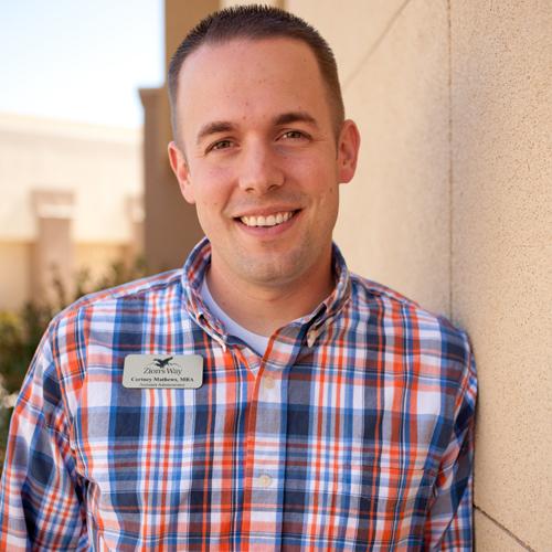 Cortney Mathews, MBA, executive Director