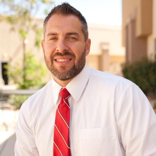 Justin Hofer, Director of Business Development
