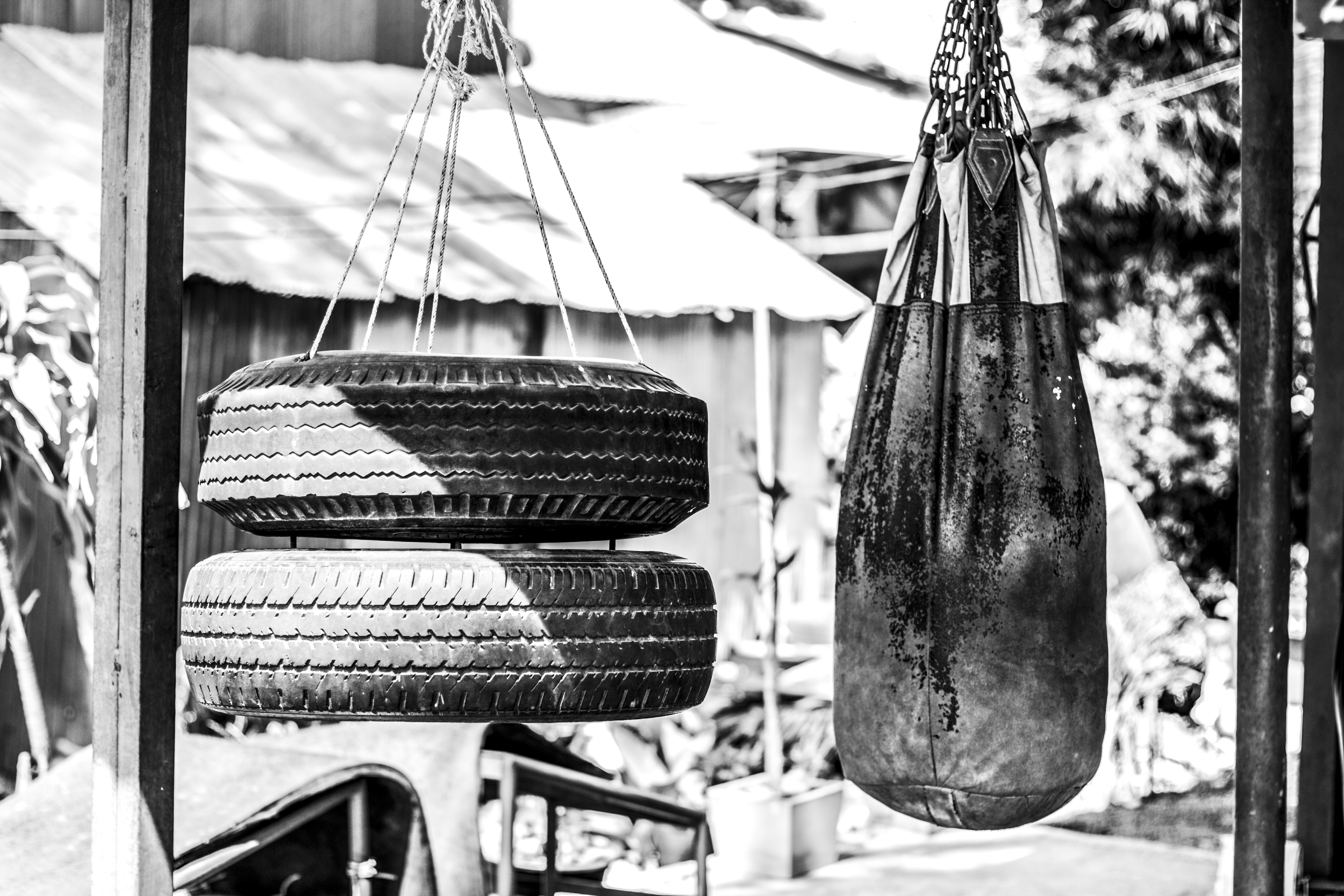 Basic Training (July 11, 2014 - Tha Sala, Thailand)