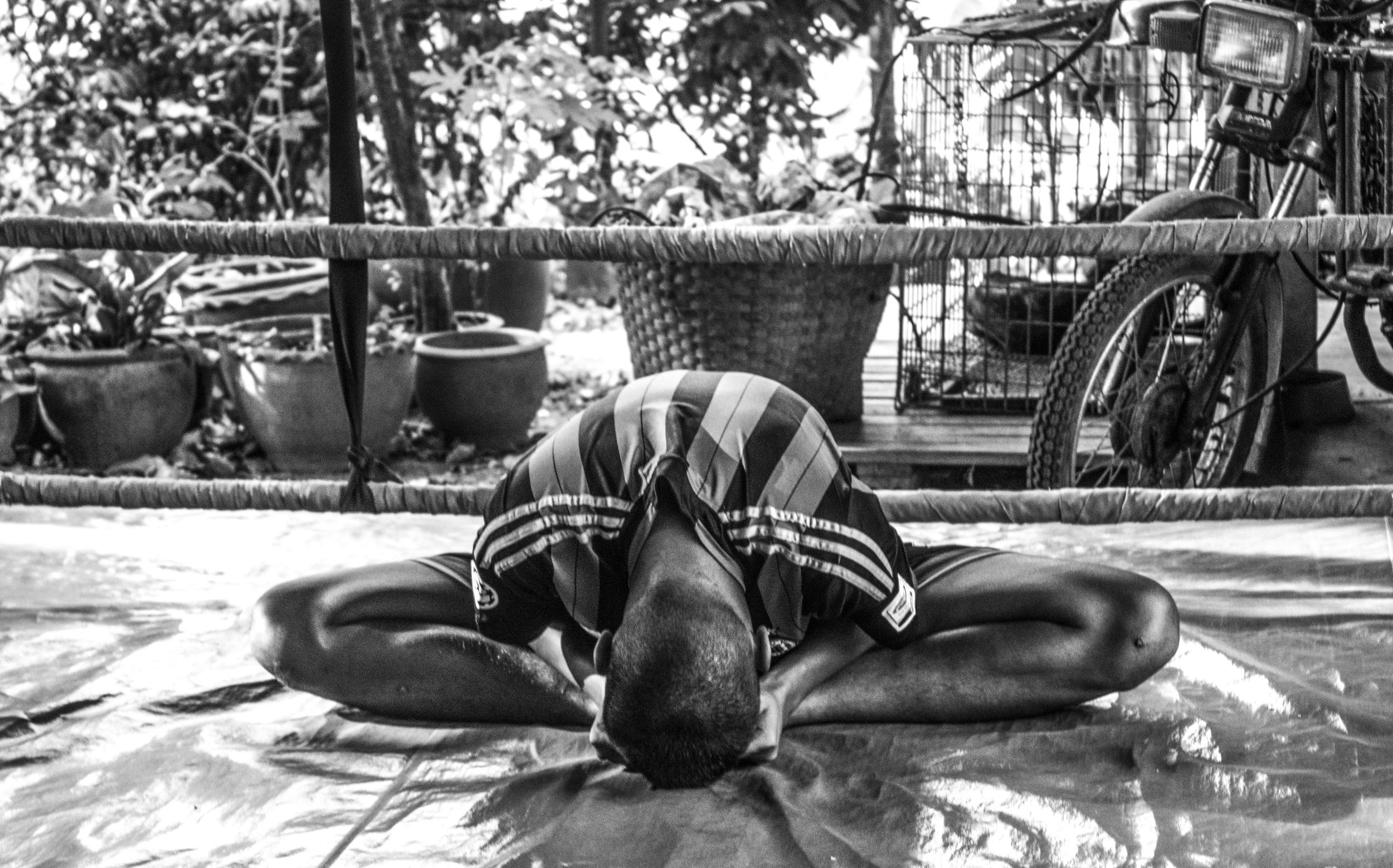 Ring Prayers (August 3, 2014 - Nakhon Si Thammarat, Thailand)