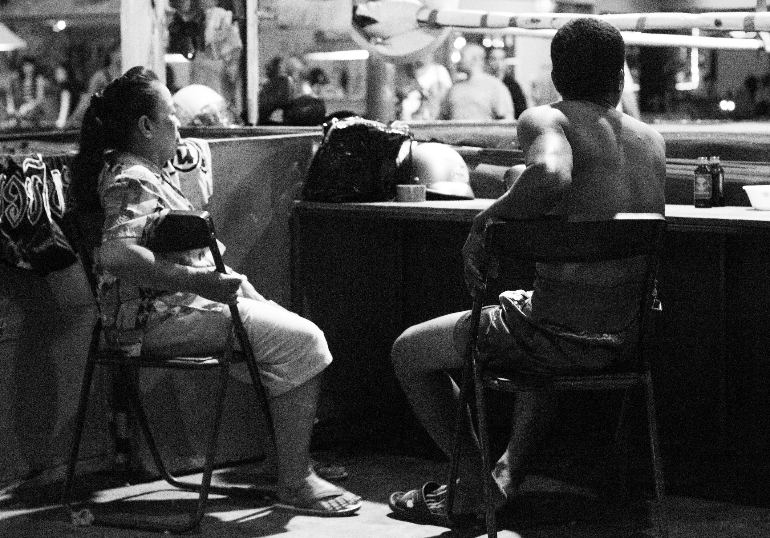 Waiting Game (August 9, 2014 - Chiang Mai, Thailand)