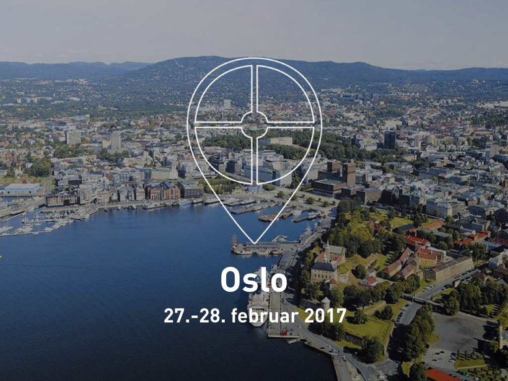 Certification course in Oslo