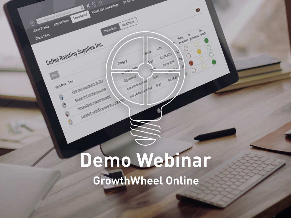 GrowthWheel Online Demo Webinar