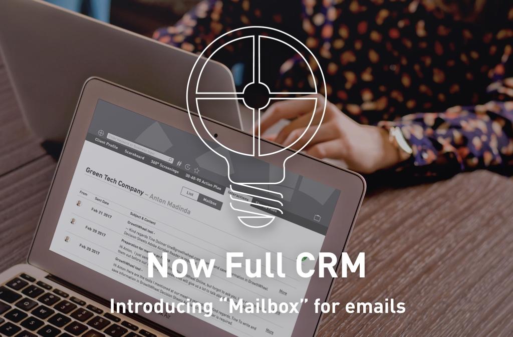 GrowthWheel Mailbox