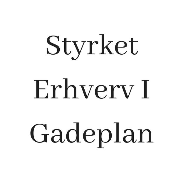 Denmark - Vojens - Styrket Erhverv I Gadeplan.png