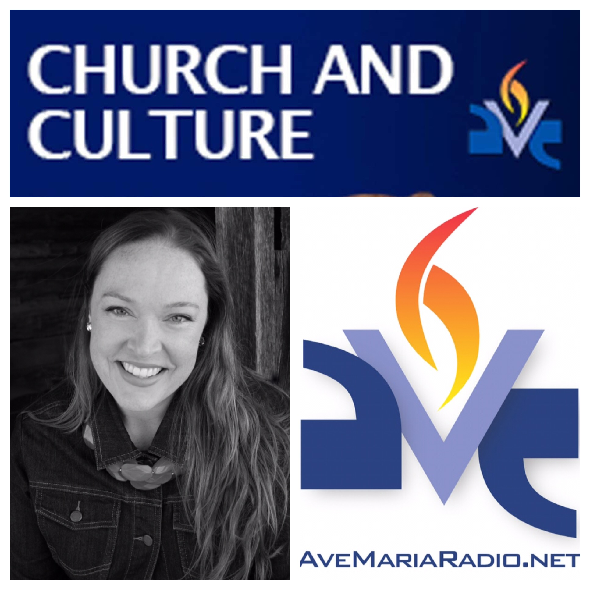 Church and Culture with Deal Hudson - Painter Ali Cavanaugh talks modern fresco paintings, her new book on her art since 2007LISTEN