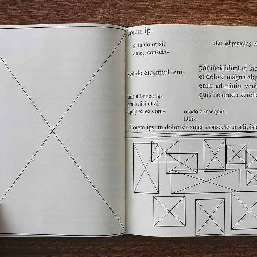 """""""Filled Sketchbook"""""""