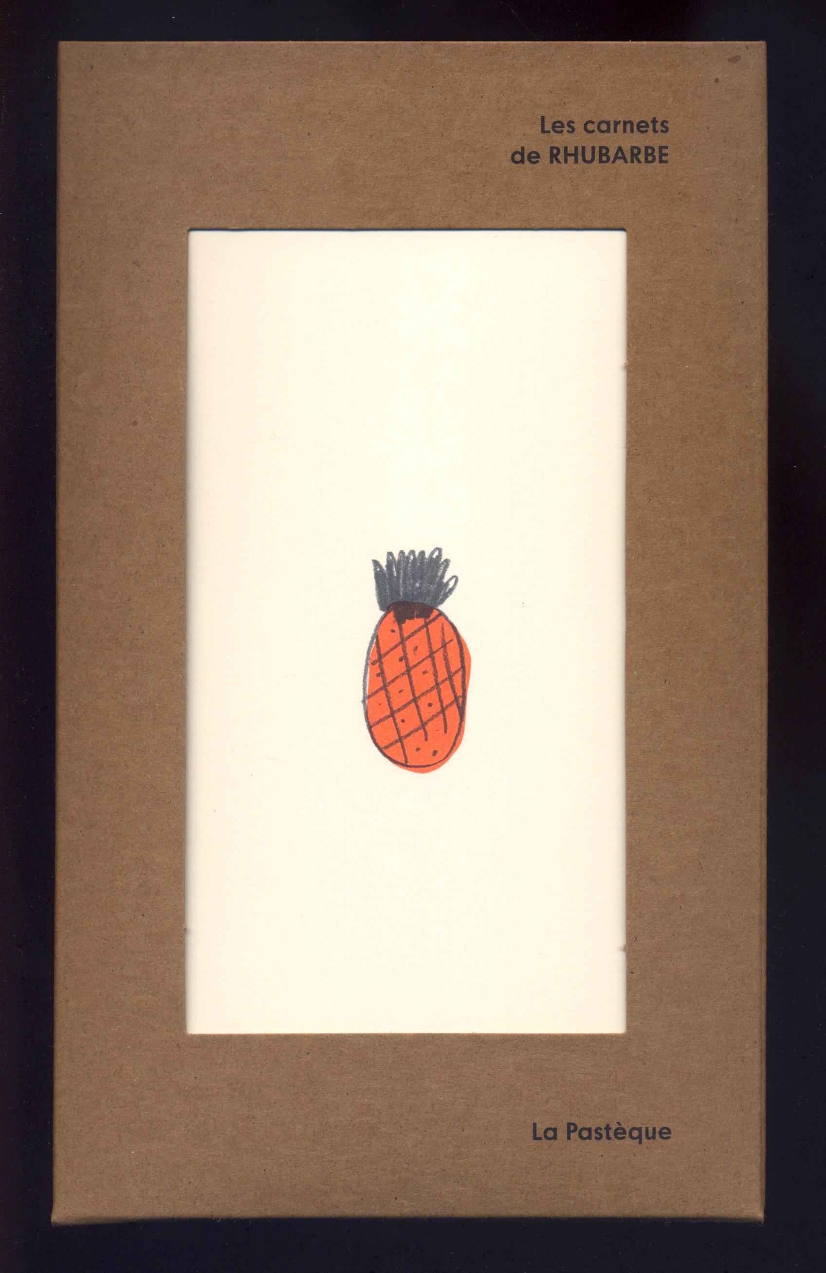 fig. a: pâtisserie + pineapple +pastèque