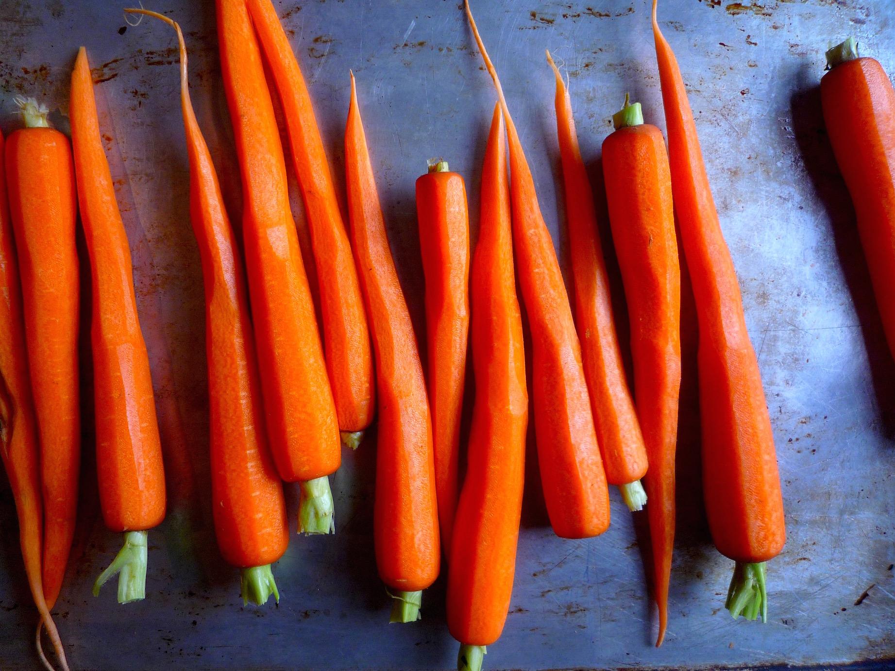 fig. a: carrots
