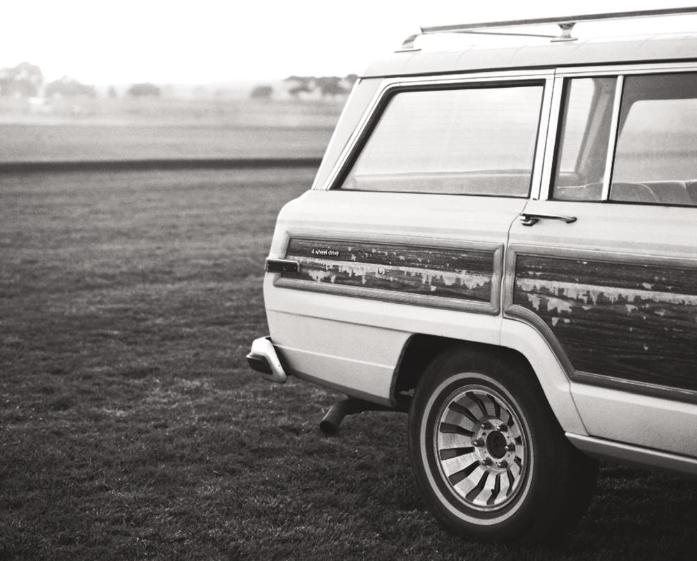 jeep wagoneer, bridgehampton, 2003