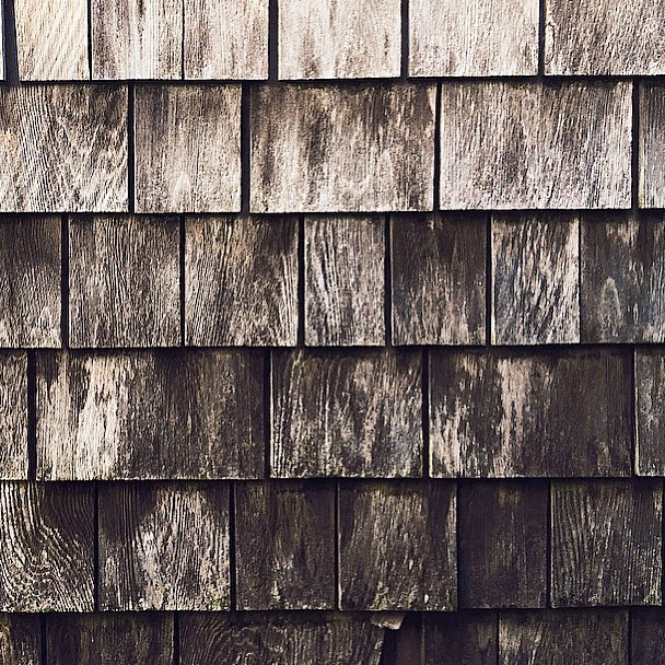 a #mategallery favorite - the #nantucket weathered cedar shingle