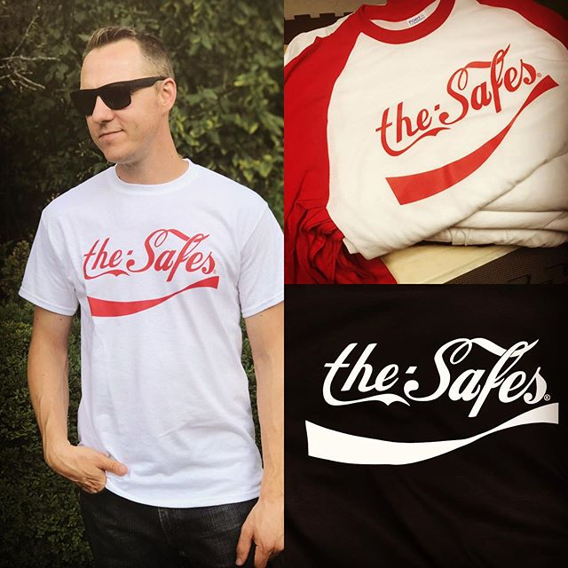 Long time friends of mine. Great band. Amazing dudes! Their going on tour this fall/winter. East coast, Midwest and Europe. Check out: @thesafesmusic #thesafesmusic