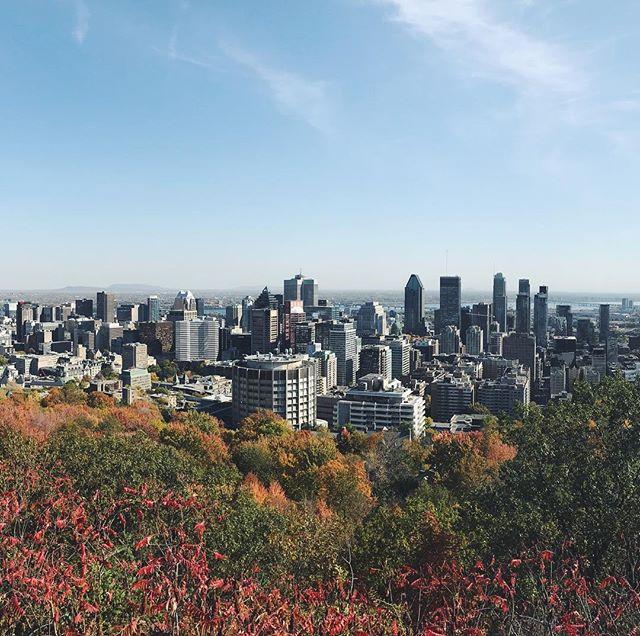 Bienvenue à Montréal   🏙