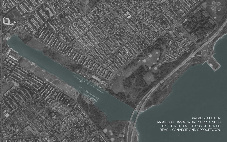 Paedergat Basin, Canarsie, Brooklyn, New York
