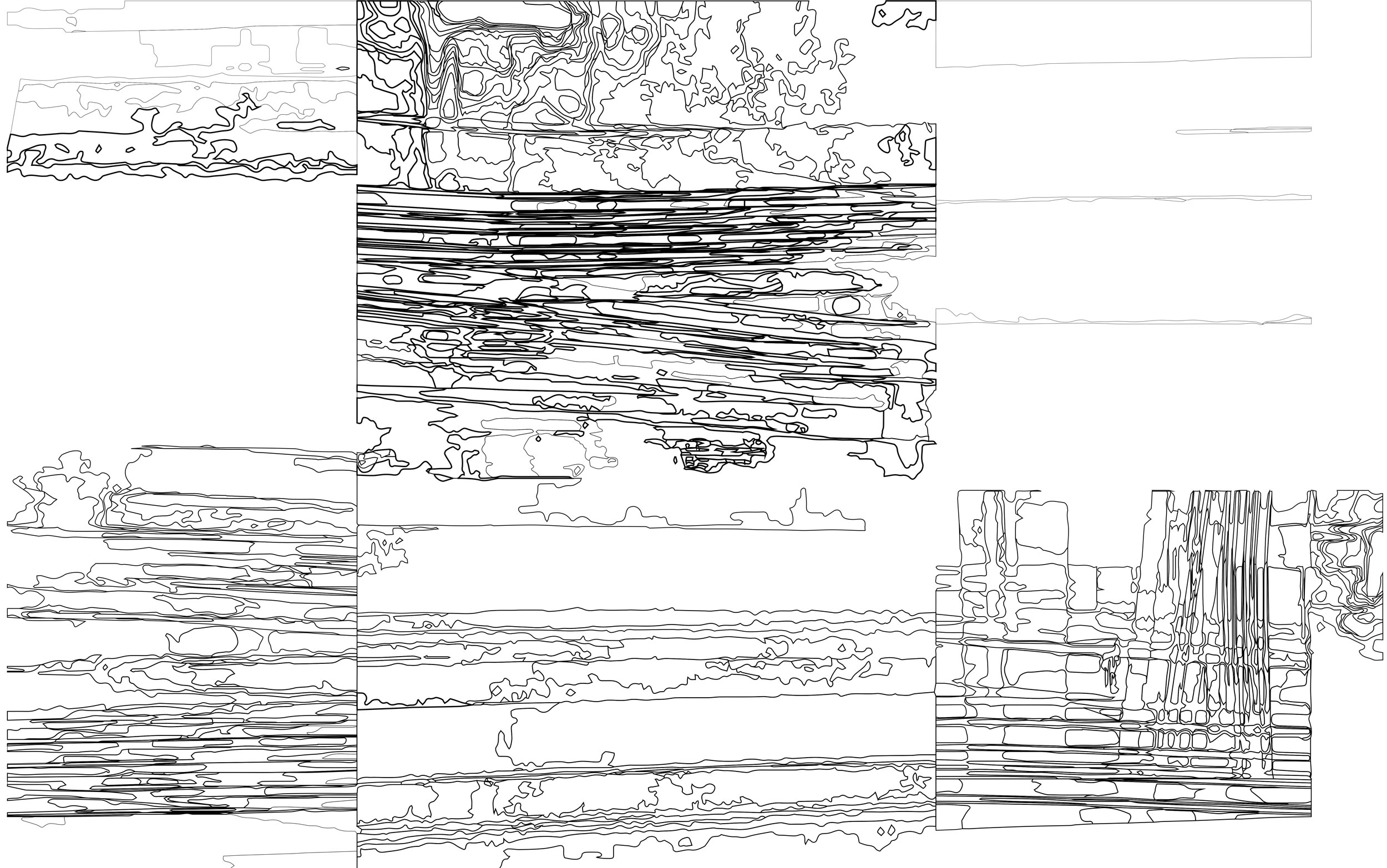 Drawing based on storyboard.