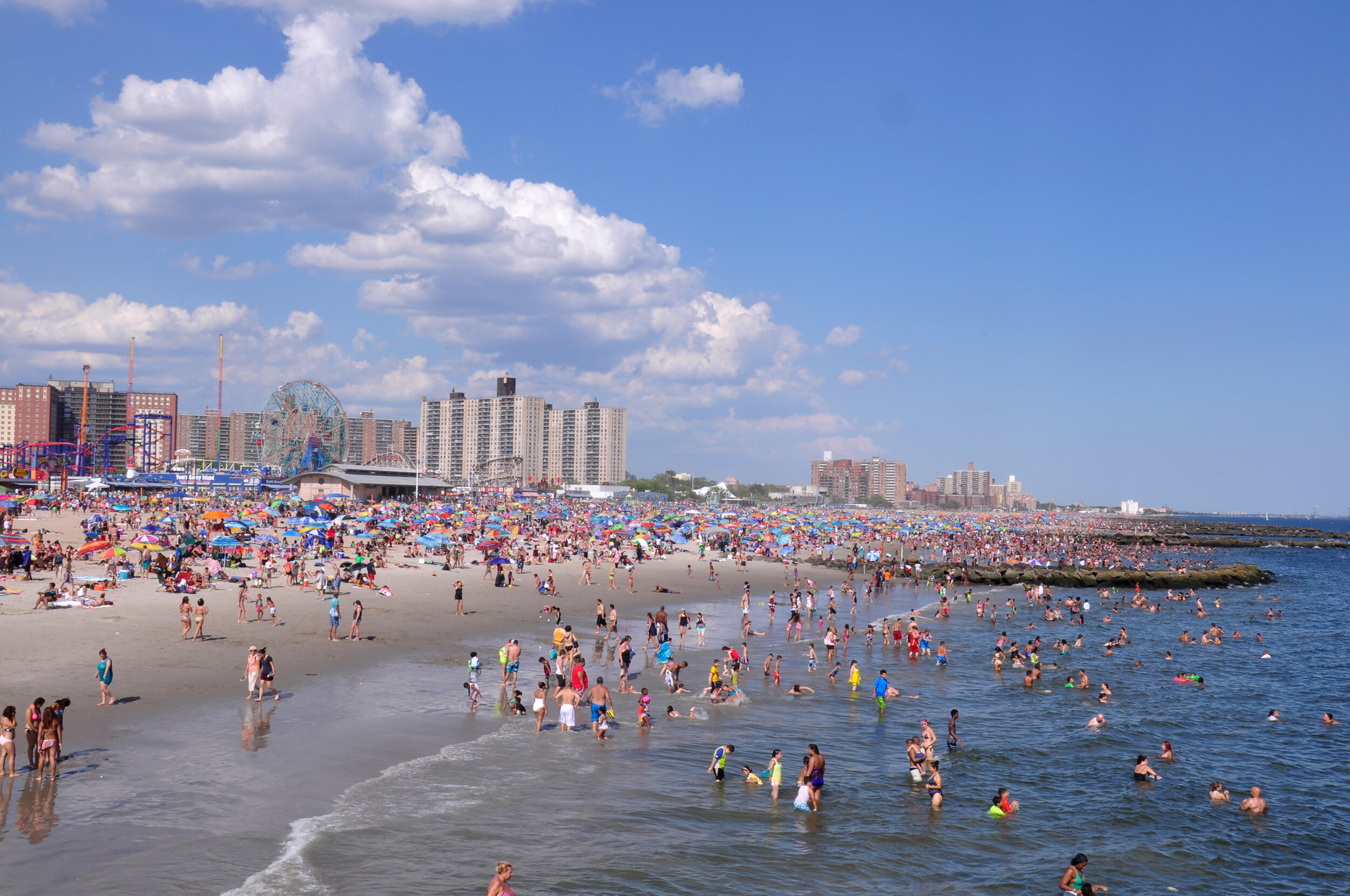 Colors of Coney Island