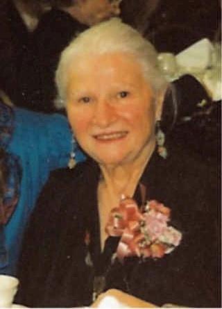 Hilda Barash, Daniel's grandmother