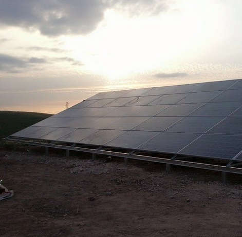 Installation off-grid (site isolé)