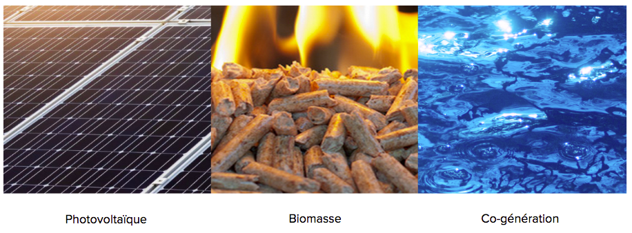 Econosol - photovoltaïque, biomasse, co-génération maroc