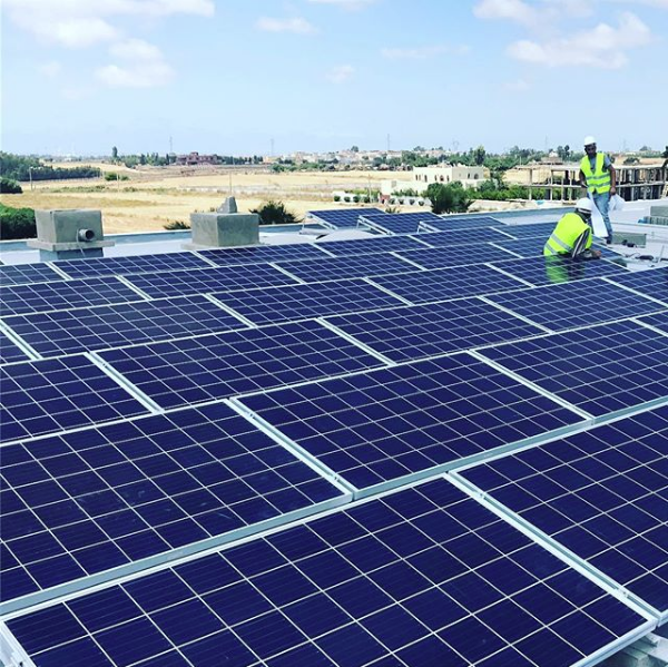 installation solaire photovoltaïque résidentielle Econosol