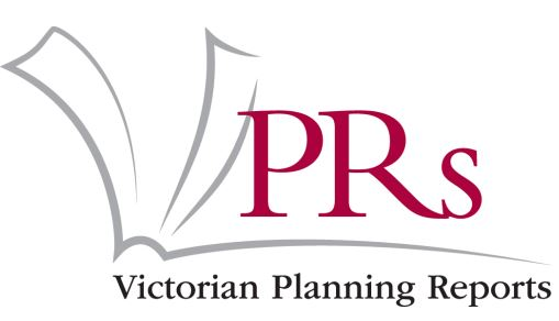 - Victorian Planning Reports (VPR) - The Essential Guide to Victorian Civil Administrative Tribunal (VCAT) decisions & Planning Panel Reports. For details about how to subscribe, visit their website by clicking here.