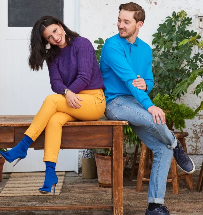 PX53 - McIntyre Wool - Ned Scholfield & Raquel Boedo      Click here to download    McIntyre was founded in 2016 by husband and wife team Ned Scholfield & Raquel Boedo. The pair first started to think about creating their own label after spending a year working together on Ned's family sheep farm 'Glenoe' in Western Victoria. The design philosophy behind the label is to create timeless, sustainable, & quality Merino goods.  Based in Melbourne Australia the pair are passionate about manufacturing in Australia, and about educating customers on the benefits of wearing Merino wool. See http://www.mcintyreaustralia.com