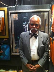 Robert Carter:  illustrator, painter and professor.