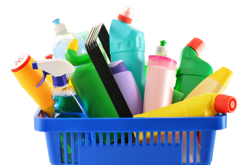 use non-toxic household materials