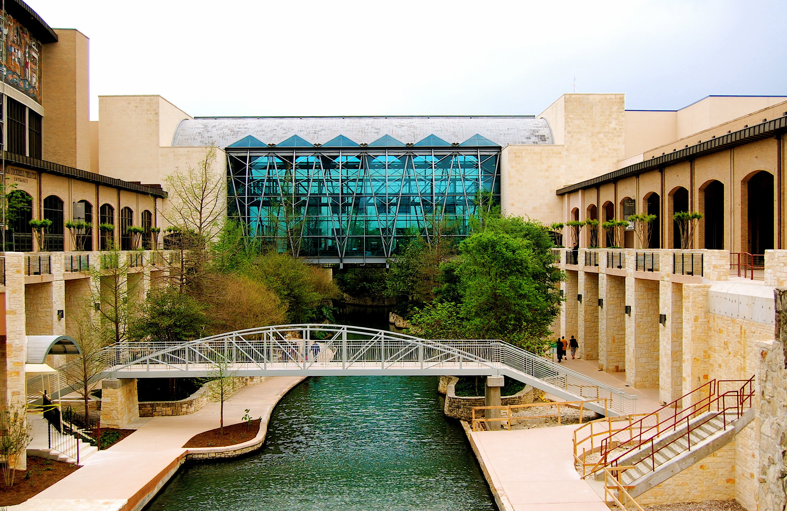 Riverwalk / Henry B. Gonzalez Convention Center