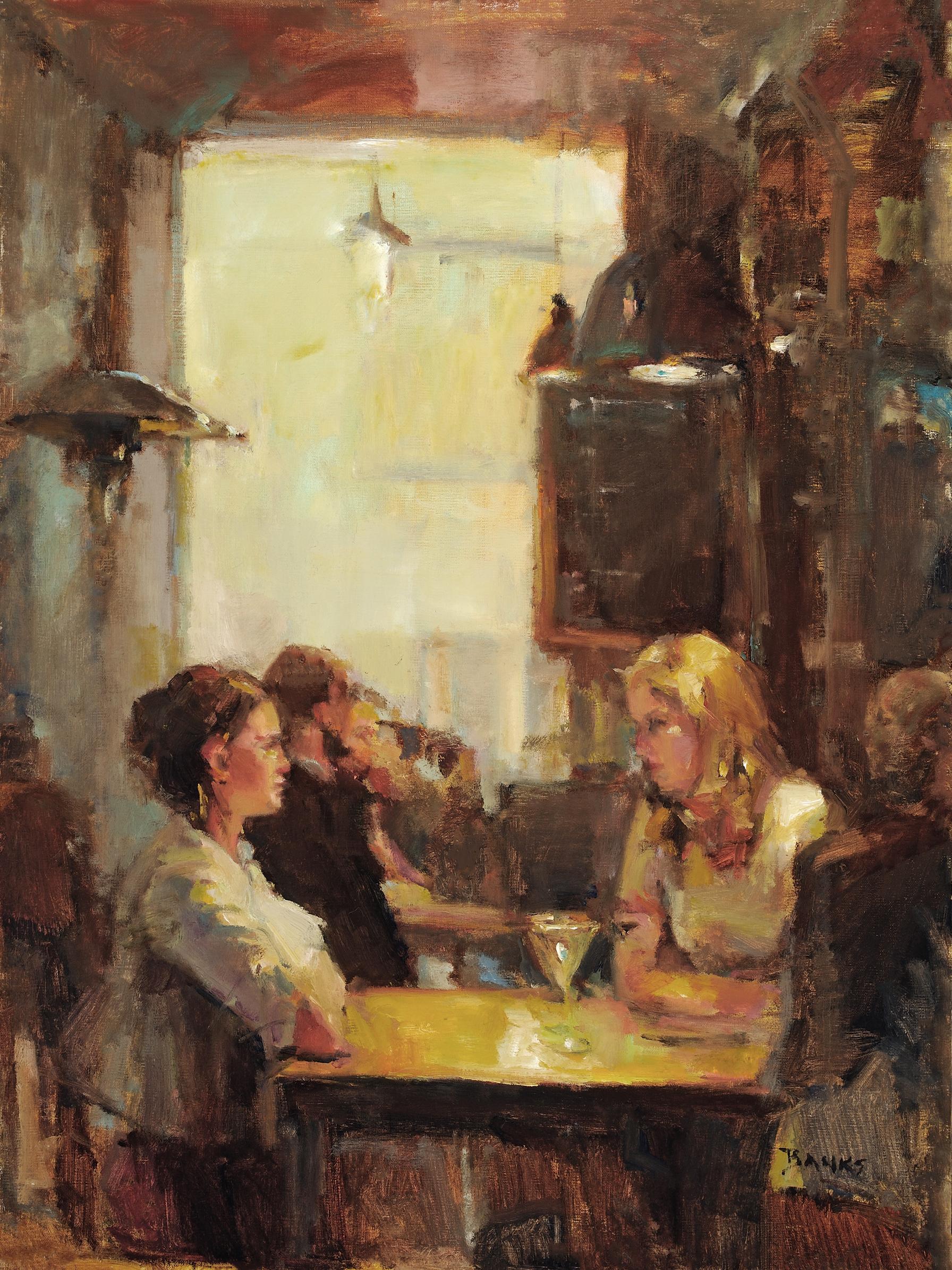 Scene at the Bar