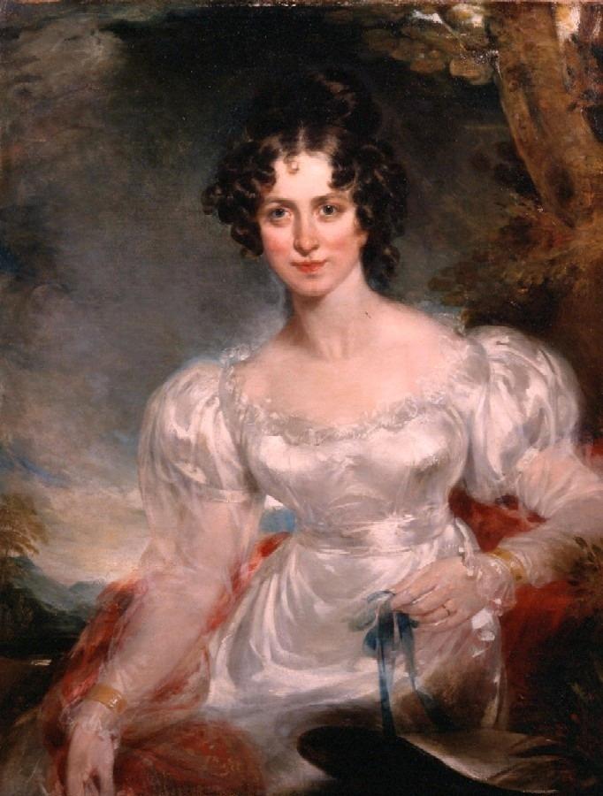 Sir Thomas Lawrence PRA (1769-1830) Lady Charles Cavendish Bentinck