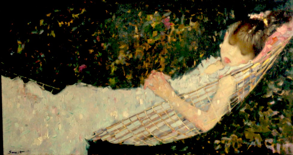 Sleeping Angel No 1