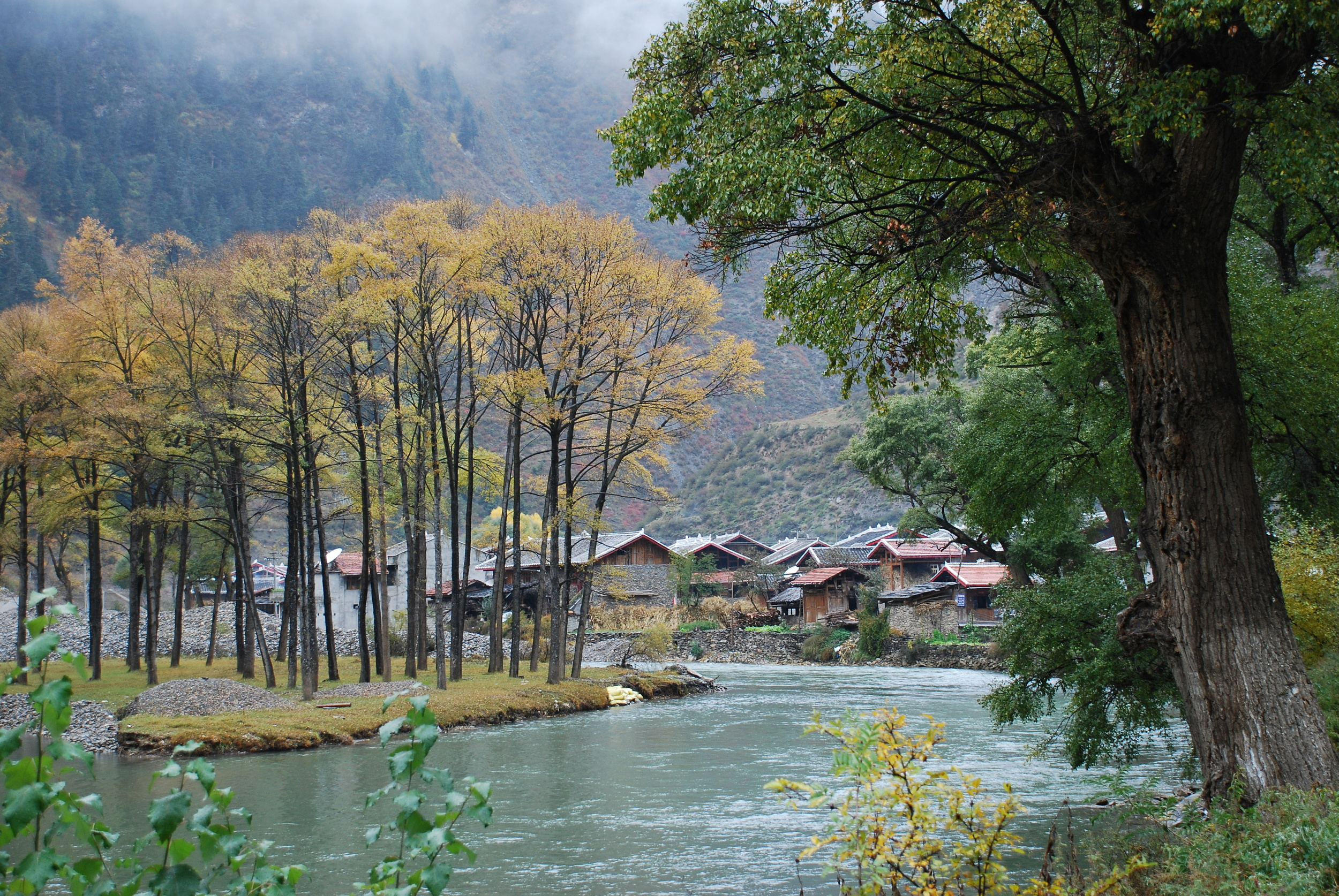 MOST BEAUTUFUL VILLAGES IN CHINA